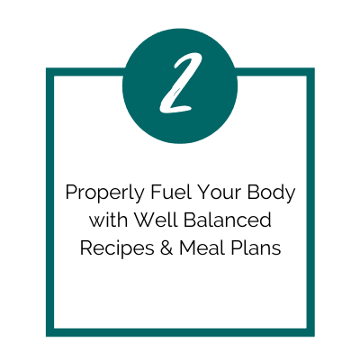 Nourish Your Body Fuel Your Goals