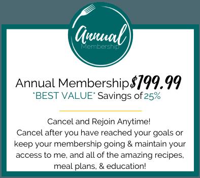 Annual Membership Pricing b